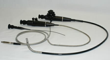 FTI Fiberscope provide excellent resolution from the quartz image array, producing a bright, detailed image